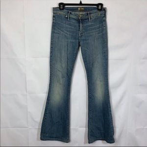 MOTHER The Curfew Layin' Down the Law Jeans Sz 25
